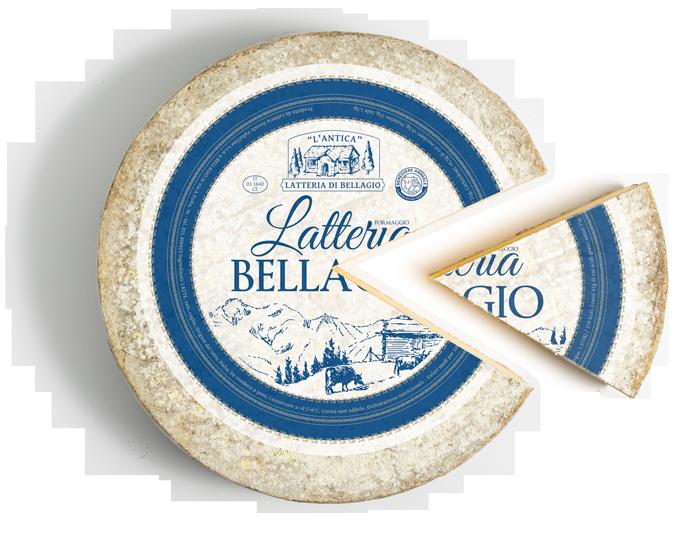 formaggio latteria bellagio